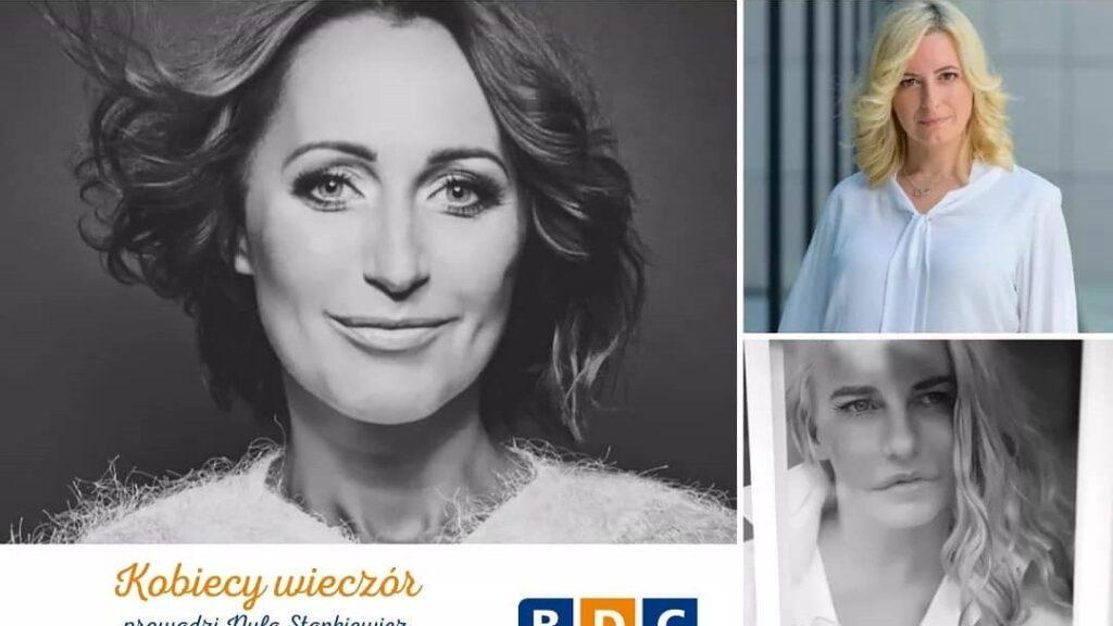 Kobiecy wieczór na zaproszenie warszawskiego Radia RDC
